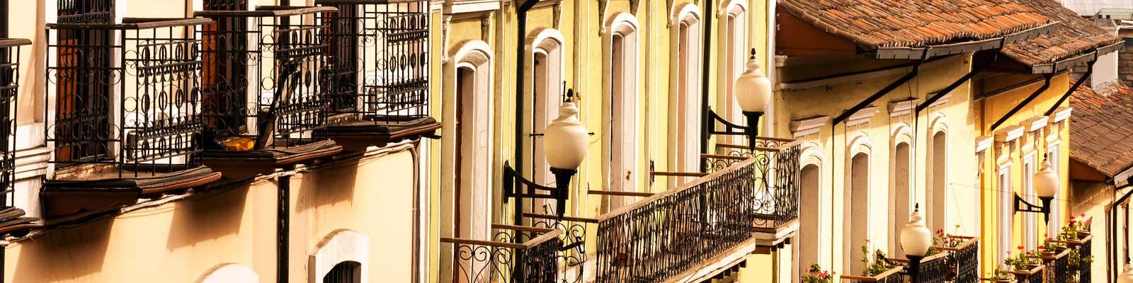 Ecuador Privatimmobilien - Eigentumswohnung, Grundstück, Hotel